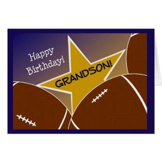 Neto - neto Loving do futebol do feliz aniversario Cartão Comemorativo