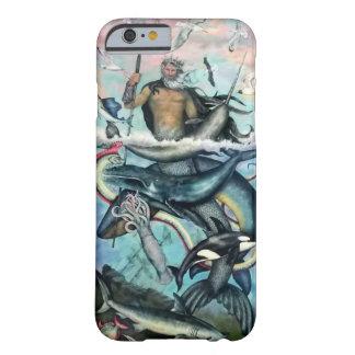 Netuno Capa Barely There Para iPhone 6