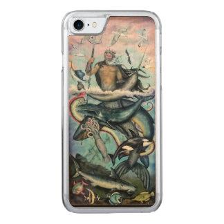 Netuno Capa iPhone 8/ 7 Carved