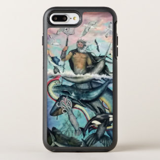 Netuno Capa Para iPhone 8 Plus/7 Plus OtterBox Symmetry