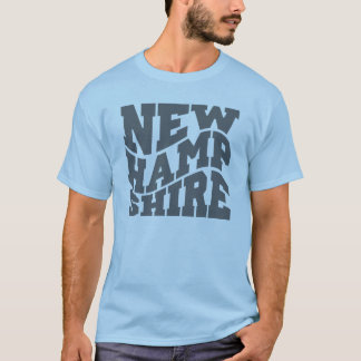 New Hampshire Camiseta