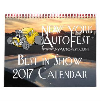 New York AutoFest 2017 melhor no calendário da