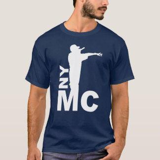 New York MC Camiseta