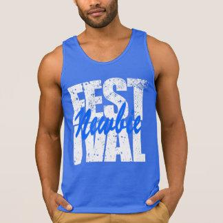 Newbie do festival (branco)