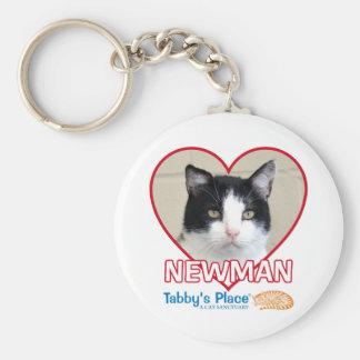 Newman - chaveiro