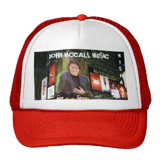 NewYorkBillboard, MÚSICA de MCCALL de JOHN, MYSPAC Boné