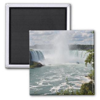 Niagara Falls Ímã Quadrado