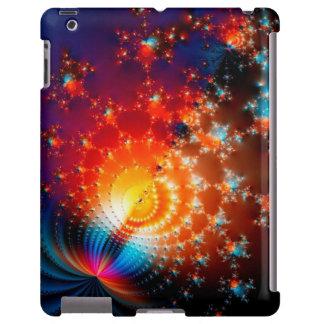 nice case fractal ipad capa para iPad