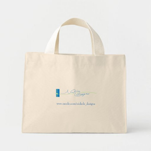 NicKole projeta o saco Bolsa