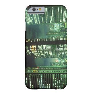 Nightscape, Shinjuku, Tokyo, Japão Capa Barely There Para iPhone 6