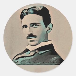 Nikola Tesla Adesivo