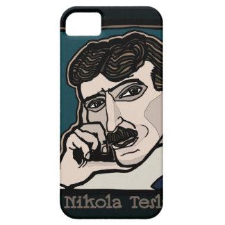 NikolaTesla Capa Barely There Para iPhone 5