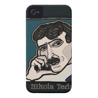 NikolaTesla Capa Para iPhone 4 Case-Mate