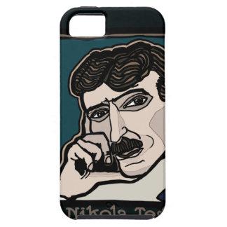 NikolaTesla Capa Para iPhone 5