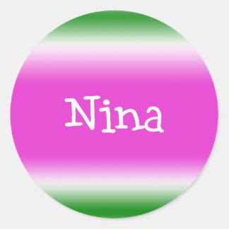 Nina Adesivo