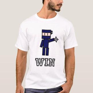Ninja contra piratas - camisa da vitória de Ninja