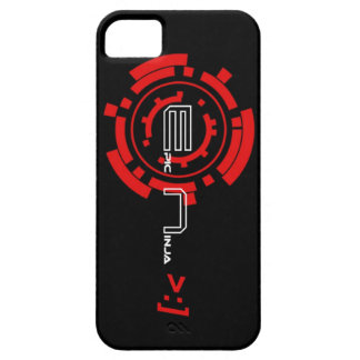 ninja épico capa barely there para iPhone 5