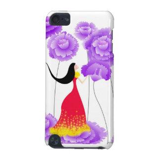 No1 da capa do ipod touch da senhora Estilo Capa Para iPod Touch 5G