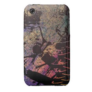 No. 5 da colagem - caso protetor do iPhone 3 Capinhas Para iPhone 3