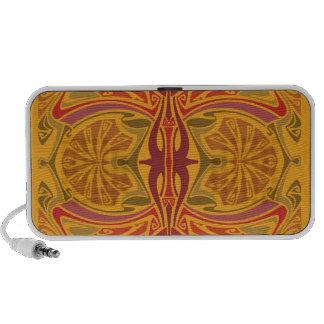 No auto-falante de Nouveau MP3 da arte do deserto Caixinhas De Som Para Mp3