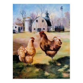 No cartão da fazenda