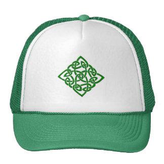 Nó celta - chapéus do diamante bone