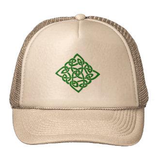Nó celta - chapéus do diamante boné
