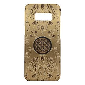 Nó celta na caixa metálica da galáxia S8 do Capa Case-Mate Samsung Galaxy S8