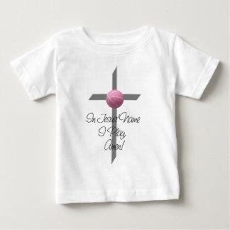 No rosa conhecido de jesus t-shirts