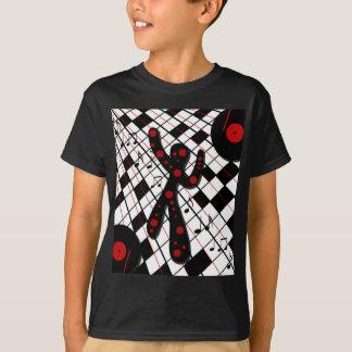 No salão de baile camiseta