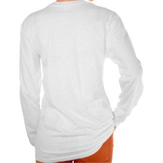 No tamanho longo da luva da malhação de The Edge: Tshirts