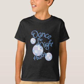 Noite da dança ausente camiseta