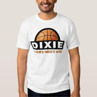 Noite das senhoras de Dixie Camisetas
