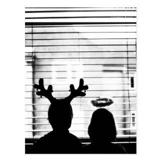 Noite de Natal: Cartão de Natal
