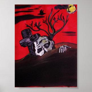 Noite do zombi pôster