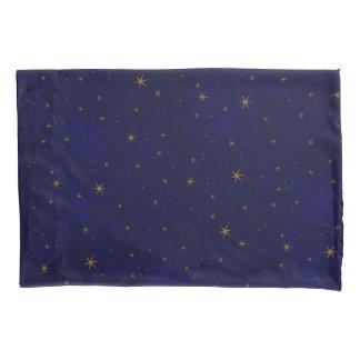 Noite estrelado celestial 2 pares