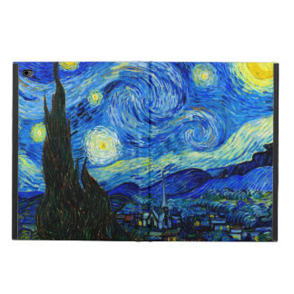 Noite estrelado por belas artes de Van Gogh