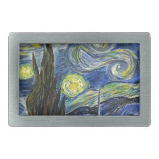 Noite estrelado, Van Gogh