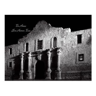 Noite no Alamo Cartão Postal