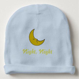 Noite, noite, Beanie feito sob encomenda do Gorro Para Bebê