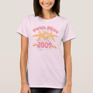 Noiva 2009 da praia camiseta