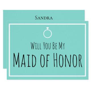 NOIVA & CO você será meu cartão de casamento da