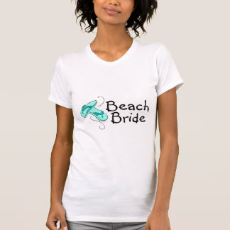 Noiva da praia (falhanço de sacudir) tshirt