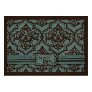 Noiva gótico SD Notecard Cartão De Visita Grande