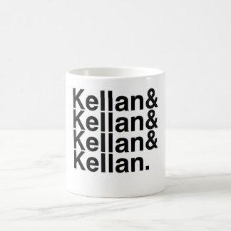 Noivo Kellan do livro, Kellan, Kellan, Kellan Caneca De Café