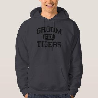 Noivo - tigres - segundo grau do noivo - noivo moletom