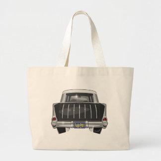 Nómada 1957 de Chevy Bolsa Tote Grande