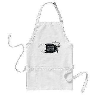 (Nome aqui) 'cozinha acolhedor de surpresa de s Avental