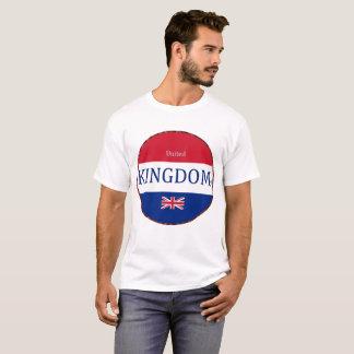Nome comercial do desenhista de Reino Unido Camiseta