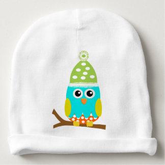 Nome customizável do chapéu bonito do bebê da gorro para bebê